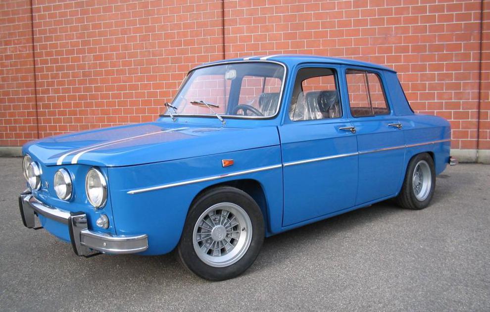 Garage Ofner Oldtimer Renault 8 Gordini